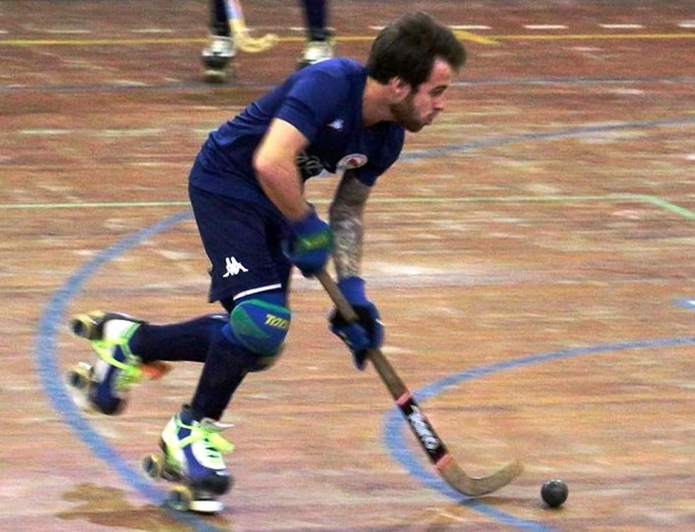 Matheus era atleta do Clube Internacional de Regatas de Santos, SP (Foto: Divulgação/CIR )