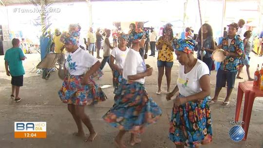 Festa do Bembé do Mercado reúne membros de 44 terreiros no recôncavo da Bahia; veja programação