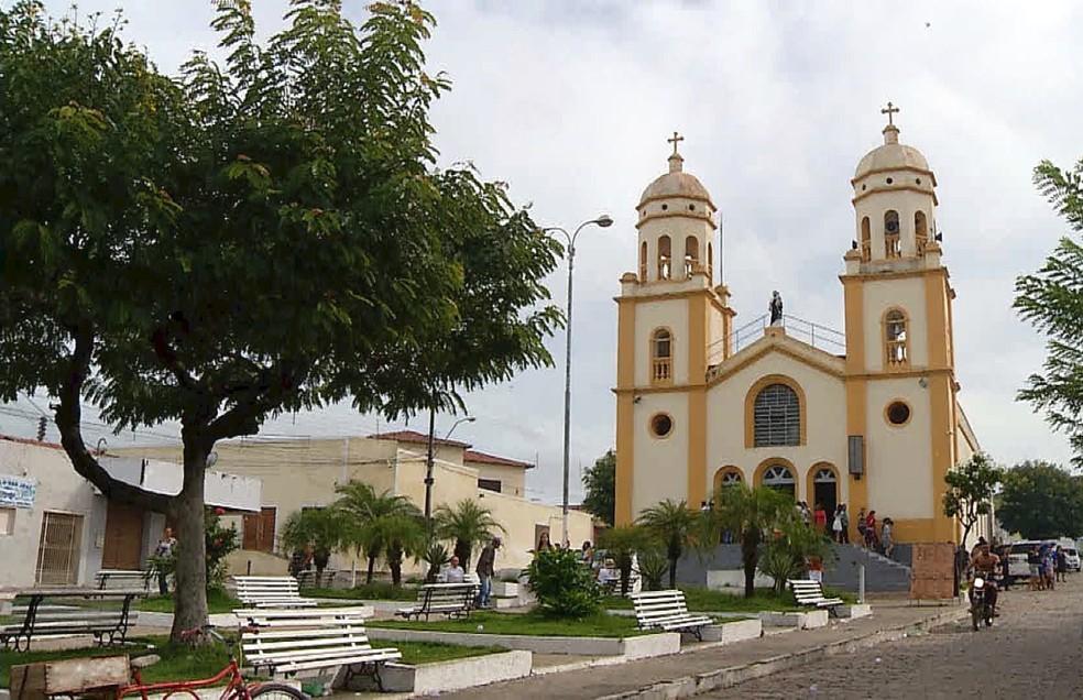 São José de Campestre é cidade onde mais se morre por câncer, no RN (Foto: Reprodução/Inter TV Cabugi)