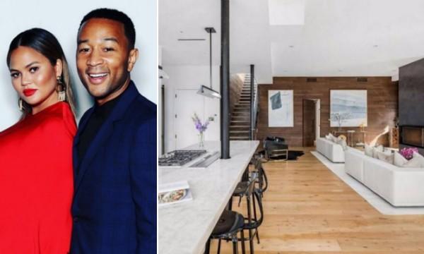 A cobertura de R$ 30 milhões comprada pelo músico John Legend e sua esposa, a modelo Chrissy Teigen (Foto: Instagram/Divulgação)