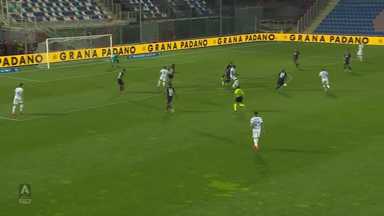 Melhores momentos: Crotone 0 x 2 Inter de Milão pelo Campeonato Italiano