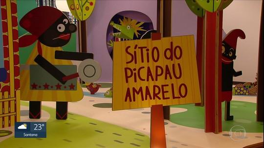 Exposição em biblioteca homenageia Monteiro Lobato em SP