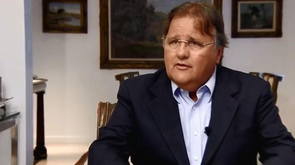 O ex-ministro Geddel Vieira Lima — Foto: Reprodução/TV Globo