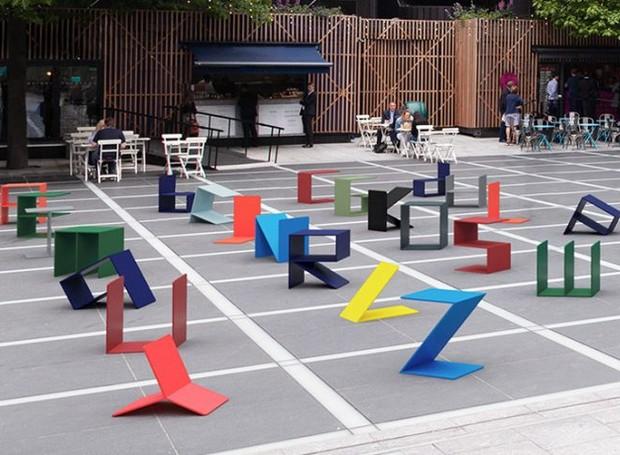 A Alphabet fica na praça Findsbury Avenue (Foto: Deezen/ Reprodução)