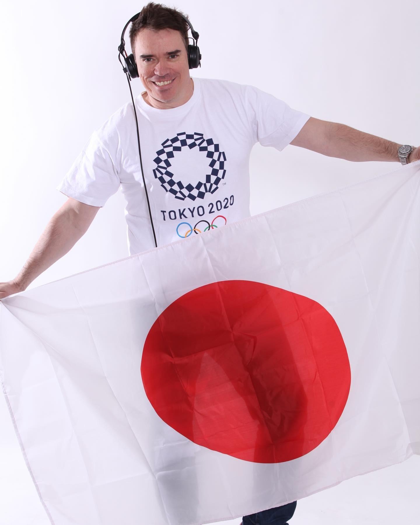 'Batom de cereja' em Tóquio: conheça o DJ que toca hits brasileiros em jogos de vôlei nas Olimpíadas