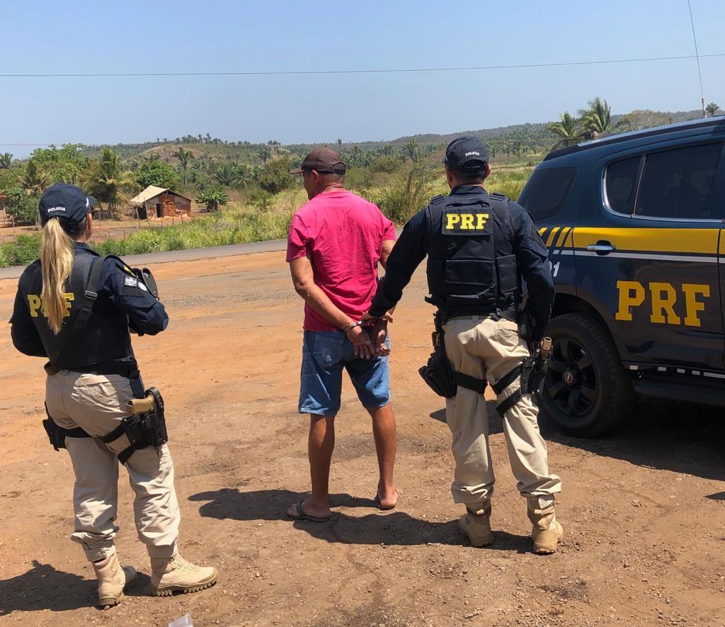 Homem é preso por porte ilegal de arma na zona rural de Caxias  - Notícias - Plantão Diário