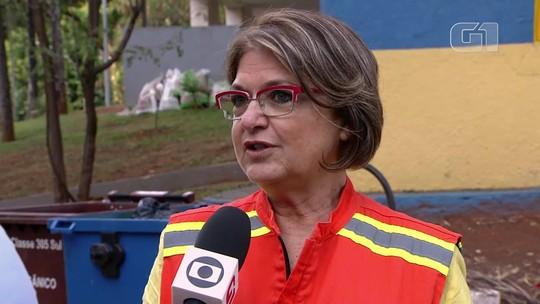 Garis recolhem 48 toneladas de lixo eleitoral no DF após primeiro turno