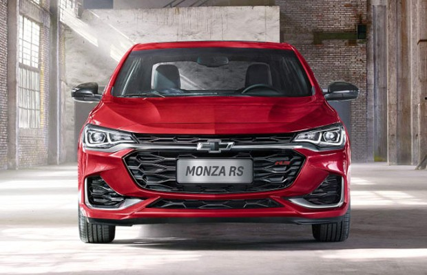 Todos os detalhes do Chevrolet Monza 2019, que a gente ...