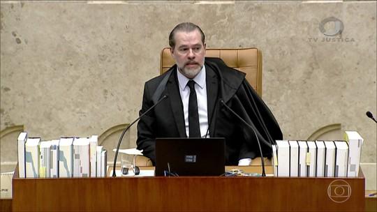 Colegas de Toffoli defendem antecipar julgamento no STF sobre dados compartilhados do Coaf