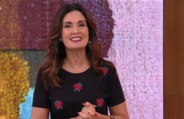 O tradicional show será em 28 de setembro, com apresentações remotas. Apenas os apresentadores estarão no estúdio, entre eles, Fátima Bernardes (Foto: Reprodução)