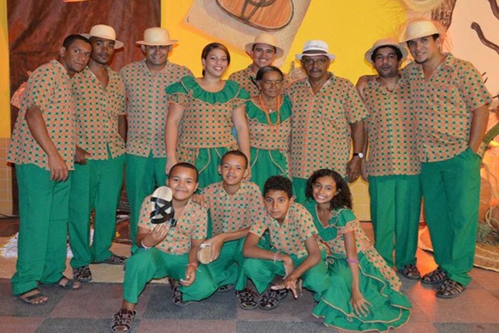 Trupé Raízes de Arcoverde (Foto: Assessoria/Divulgação)