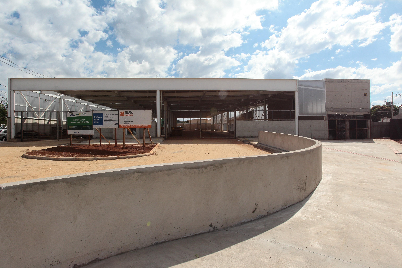 Prefeito diz que Terminal Dona Zulmira em Uberlândia está em fase final de construção