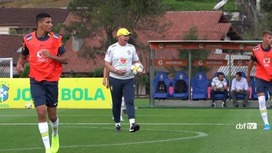 """Técnico do Brasil sub-17 aprova início de preparação: """"Se fosse amanhã, estariam preparados"""""""