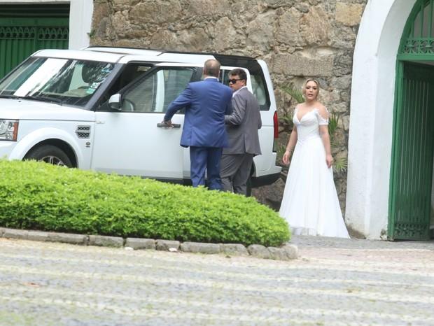 Jayme Monjardim e Tânia Mara (Foto: Daniel Pinheiro/AgNews)