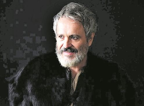 Leonardo Medeiros (Foto: Blad Meneghel/RecordTV)