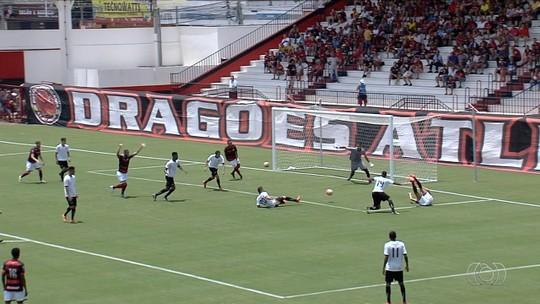 Atlético-GO fecha com goleiro Wendell, de 2,01m de altura