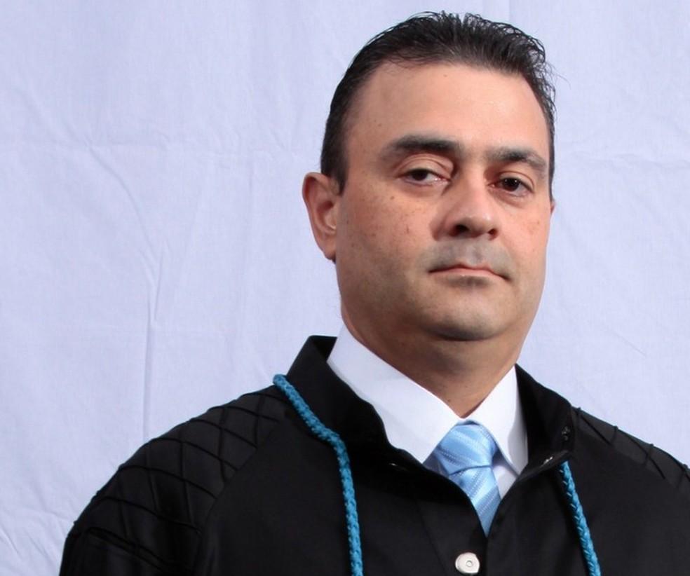 O desembargador Ney Bello, do Tribunal Regional Federal da 1ª Região (Foto: Ascom/TFR-1)