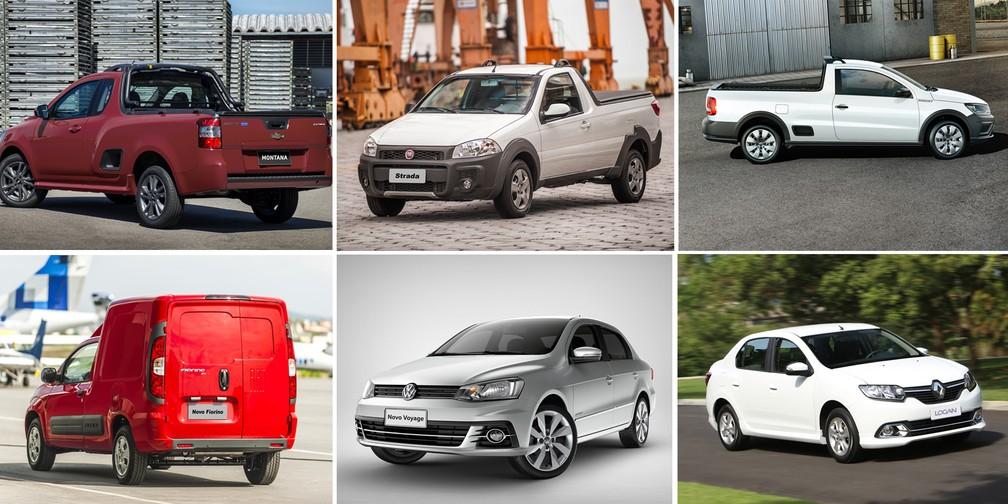 7f14984e332 ... Veículos que mais dependem de venda para empresas — Foto  Divulgação