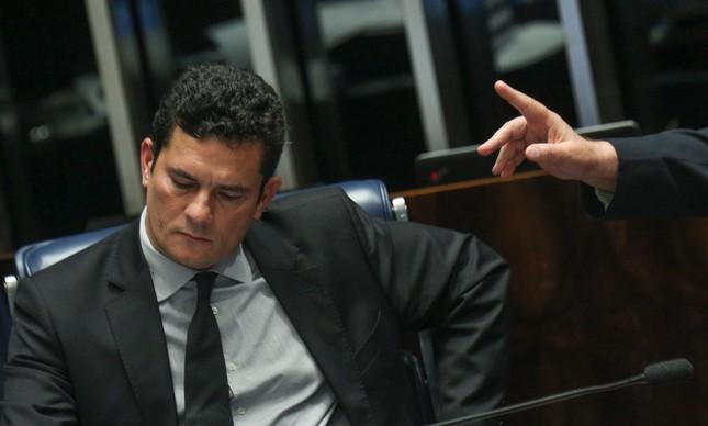 Sérgio Moro (Foto: André Coelho)