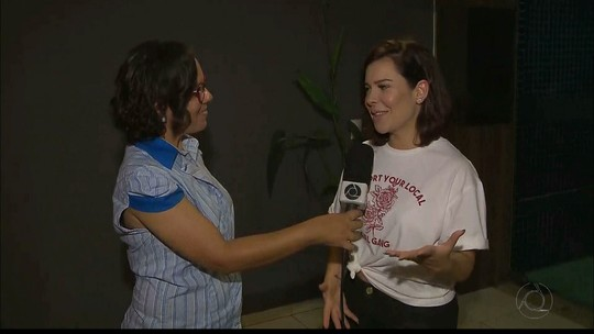 JPB2JP: Entrevista com a atriz Fernanda Souza
