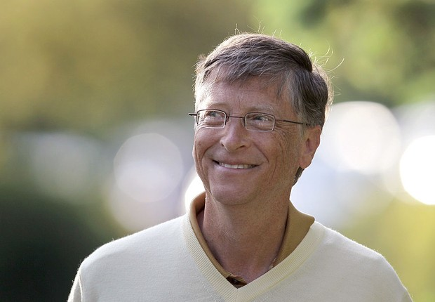 O bilionário Bill Gates (Foto: Scott Olson/Getty Images)