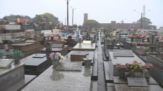Força-tarefa prepara cemitérios de Florianópolis para Dia de Finados