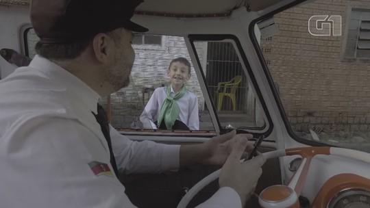 Em homenagem às crianças, músicos gaúchos gravam clipe com os filhos