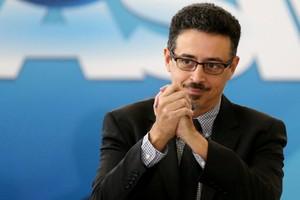 Sérgio Sá Leitão, ministro da Cultura