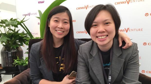 Suzanne Ling e Kim Lim Yuet, da The Picha Project (Foto: Adriano Lira)