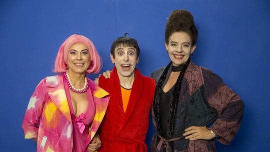 'Tá no Ar': elenco de 'Castelo Rá-Tim-Bum' faz participação especial no programa