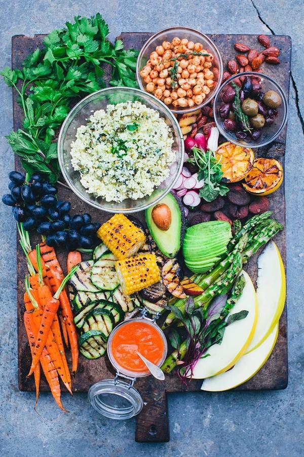 Alimentação saudável (Foto: Instagram/Reprodução)