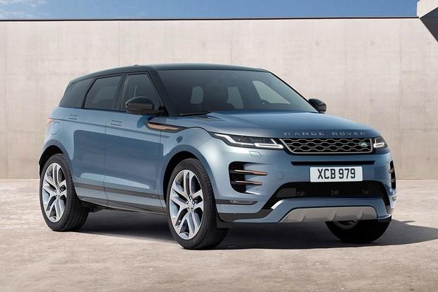 Novo Range Rover Evoque 2020 (Foto: Divulgação)