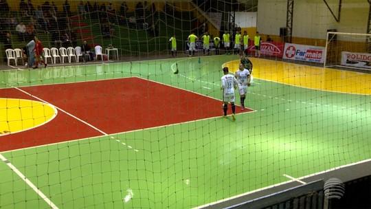São José ganha do Dracena e chega à sexta vitória na Liga Paulista de Futsal