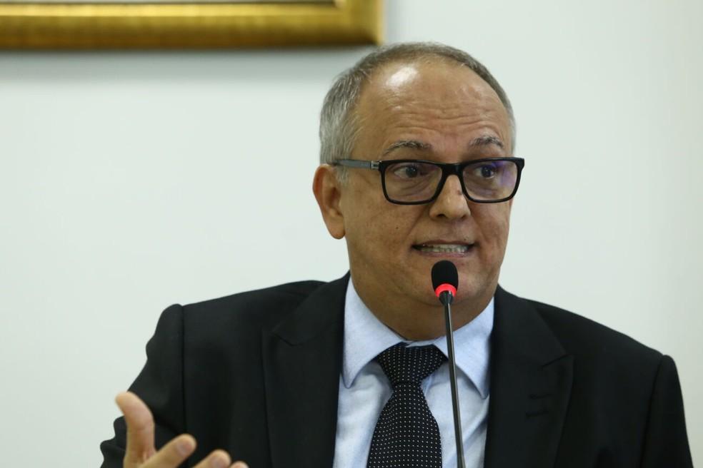 José Carlos do Pátio — Foto: Hélder Faria/ALMT