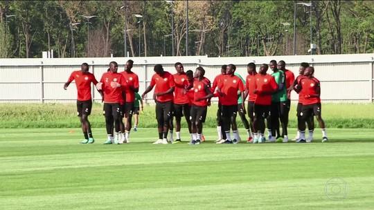 """Senegal joga classificação pelo orgulho africano: """"Está no nosso sangue"""""""