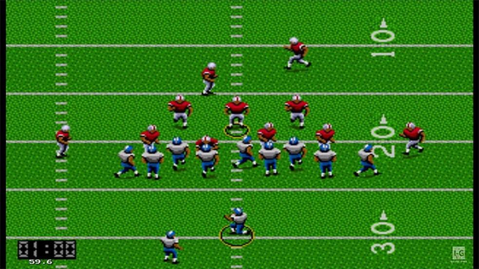 Joe Montana Football (Foto: Reprodução/YouTube igcompany)