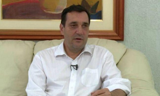 Luiz Carlos Cancellier (Foto: Reprodução / TV UFSC)