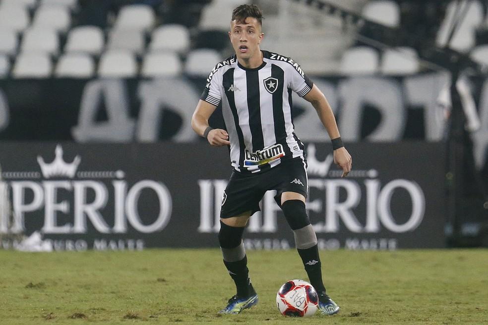 Aposto do Botafogo é em jogadores com experiência na Série B — Foto: Vitor Silva/Botafogo