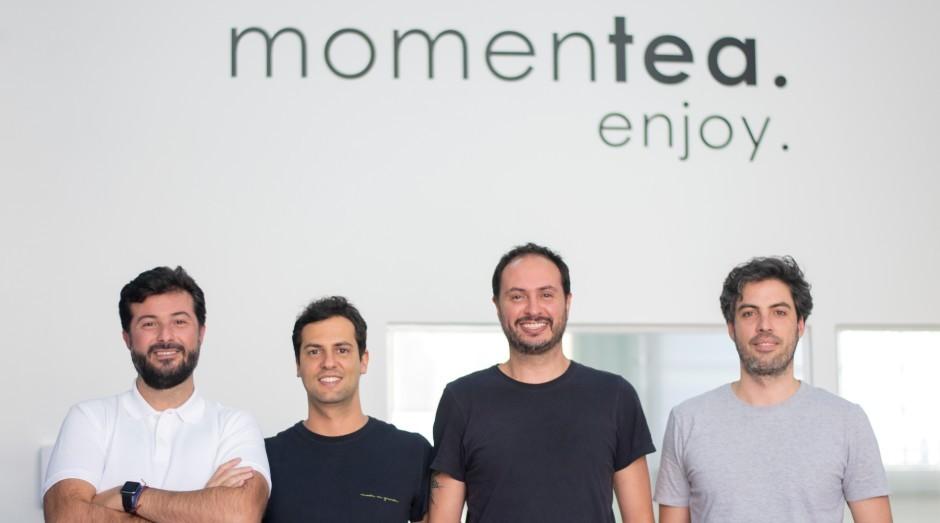 Da esquerda para a direita Eduardo Jardim, Pedro Amin, Rodrigo Lopes e Fernando Lacerda  (Foto: Divulgação)
