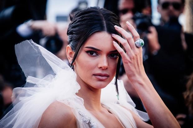 Kendall Jenner em Cannes (Foto: Getty Images)