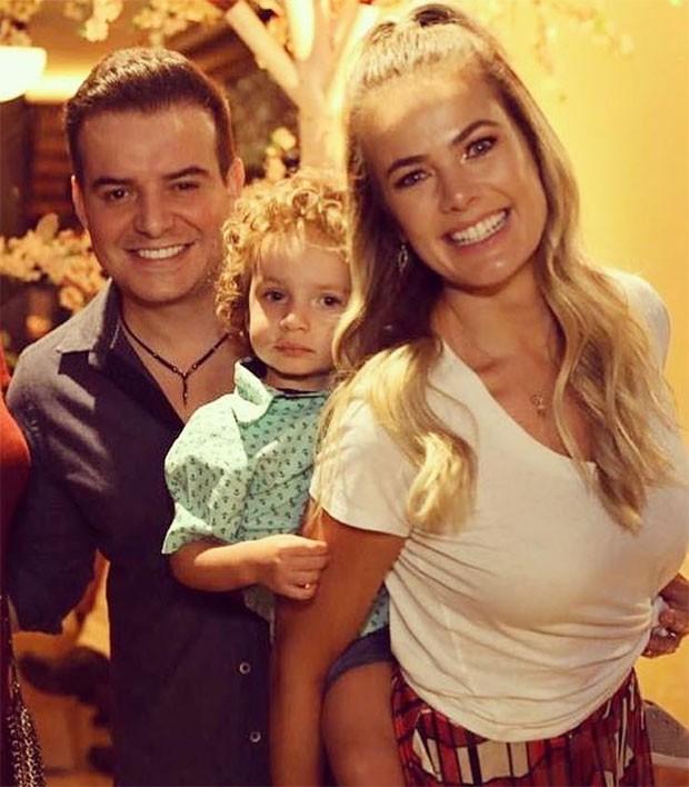 Belutti, Luís Miguel e Thaís Pacholek (Foto: Reprodução/Instagram)