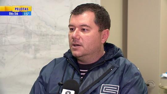 Técnicos do Ministério da Saúde vistoriam rede de água de Santa Maria após protozoário ser localizado