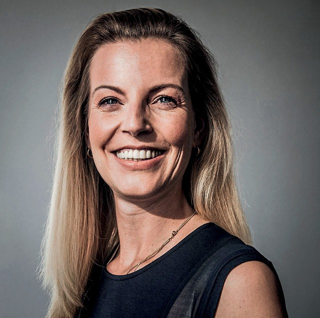Marloes Pomp,  chefe do departamento de projetos de blockchain do governo holandês (Foto:  Divulgação)