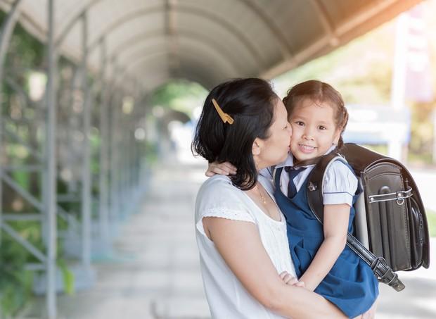 Uniforme, criança, escola (Foto: Thinkstock)