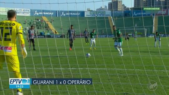 Com Guarani garantido na Série B de 2020, presidente sinaliza para a efetivação de Thiago Carpini