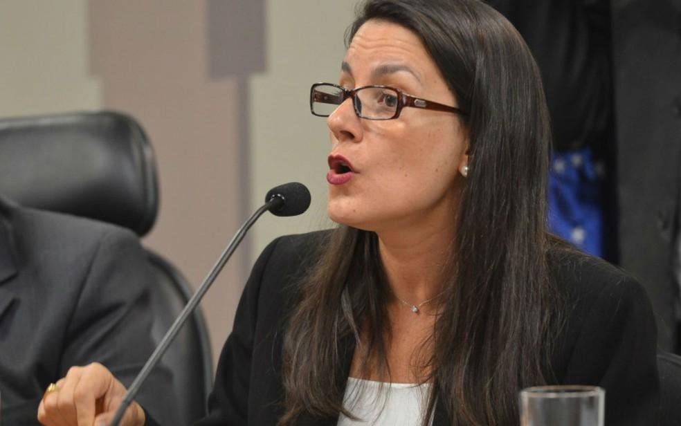 Doutora em psicologia e especialista em saúde mental e gênero Valeska Zanello (Foto: Antônio Cruz/Agência Brasil/Divulgação)