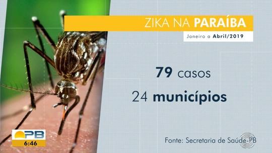 Paraíba investiga 10 mortes por dengue, zika ou chikungunya em 2019, diz Saúde