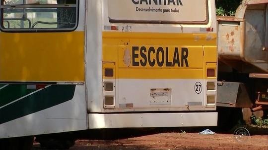 Blitz flagra situação precária em ônibus escolares no Centro-Oeste Paulista