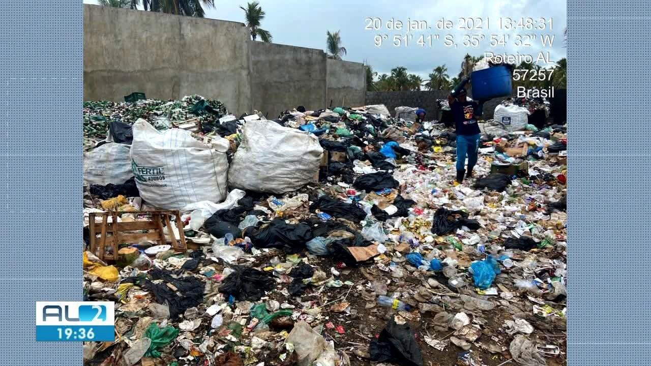 Complexo de atendimento ao turista do Gunga é interditado pelo IMA