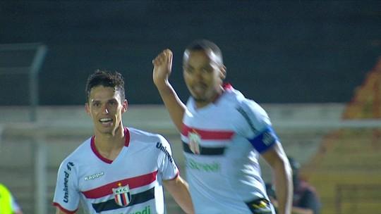 Com golaço, Henan repete sina de gols decisivos no Botafogo-SP